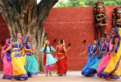 Culture of Darbhanga