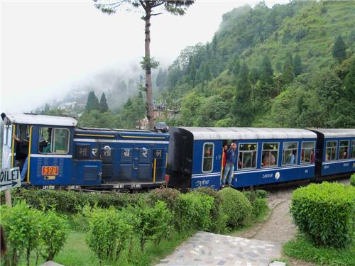 Adventure Rides at Heritage Railway in Darjeeling