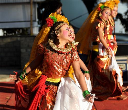 Dances of Darjeeling