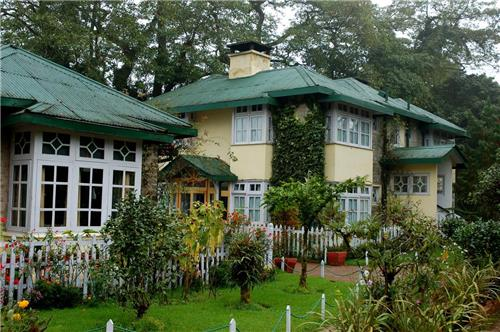 Lush Green Ambiance of Windamere Hotel in Darjeeling