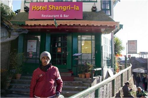 Sangri La in Darjeeling
