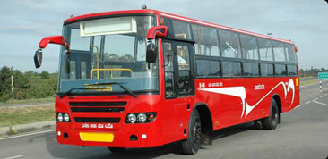Bus Services in Davanagere
