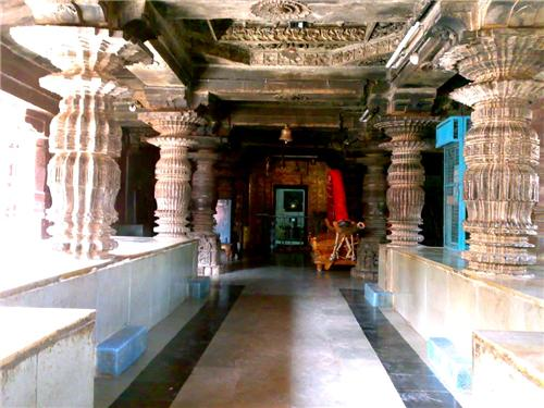Historical Monuments in Davanagere