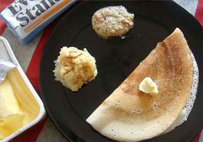 Food in Davanagere