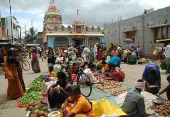 bazaars in davanagere