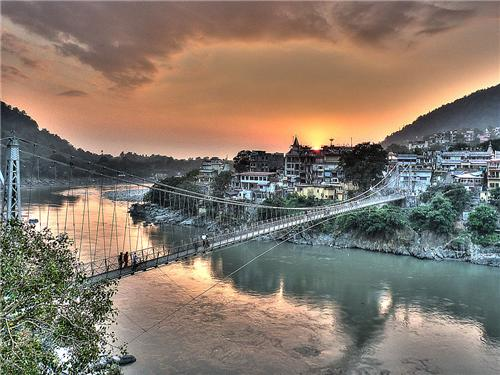 Relgious Trip to Rishikesh from Dehradun