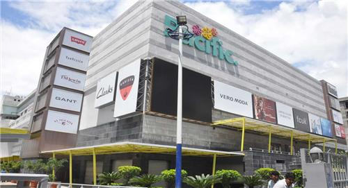 Pacific Mall in Dehradun