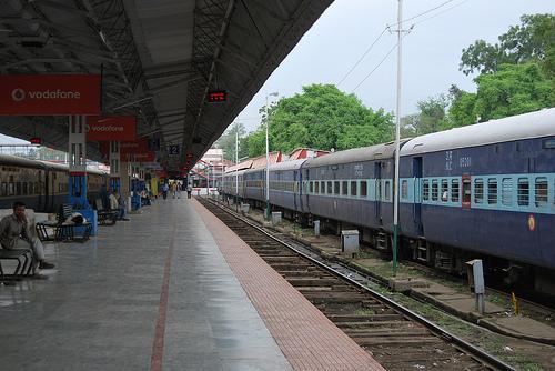 Railway Stations in Dehradun