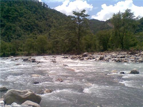 The Miraculous Song River of Dehradun