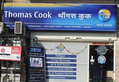 Thomas cook forex branches in mumbai
