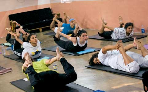 Yoga Classes in Dehradun