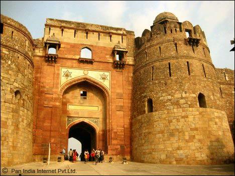 Old Fort - Delhi