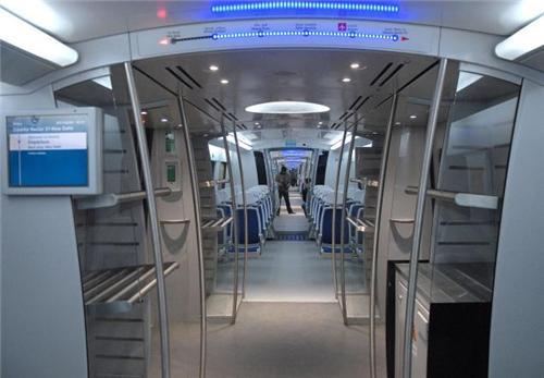 Delhi Airport Express , Delhi Metro Airport Express Line