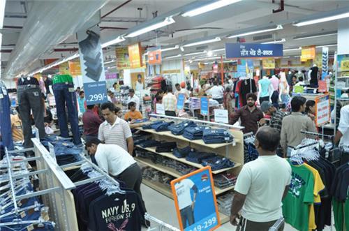 Big Bazar Stores in Delhi