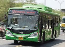 Bus Services in Delhi