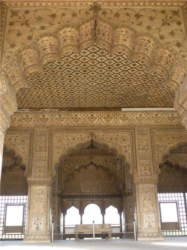 Diwan-e-Khas in Red Fort Delhi