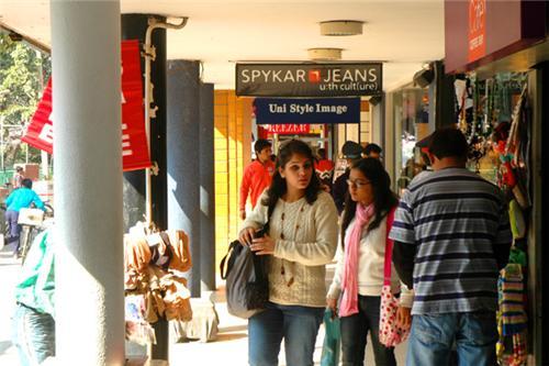 Greater Kailash Market