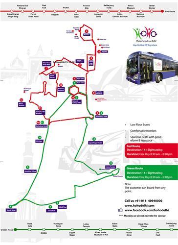 HOHO Map