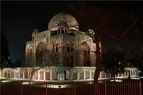 Khan i Khanan Tomb Delhi