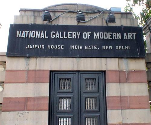 Modern Art Museum Delhi
