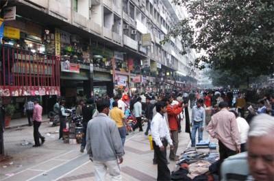 Nehru Place Electronics Market