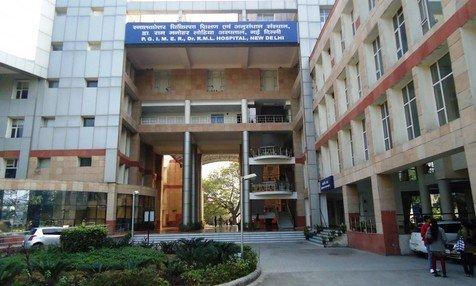 Ram Manohar Hospital Delhi