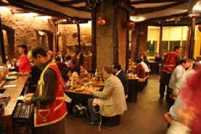 Restaurants in Patel Nagar