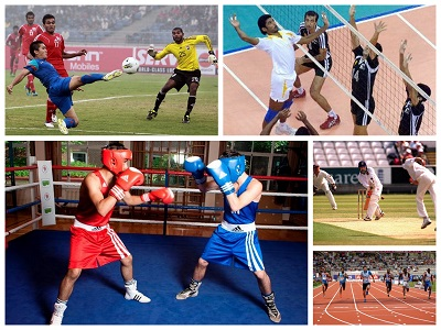Sports in Delhi