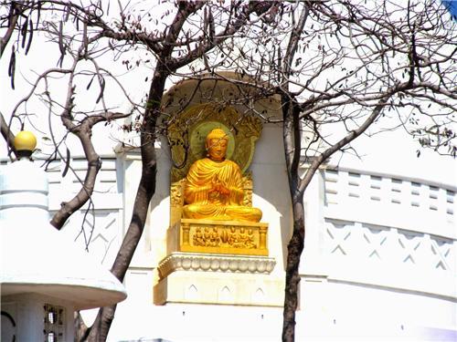 Vishwa Shanti Stupa Delhi