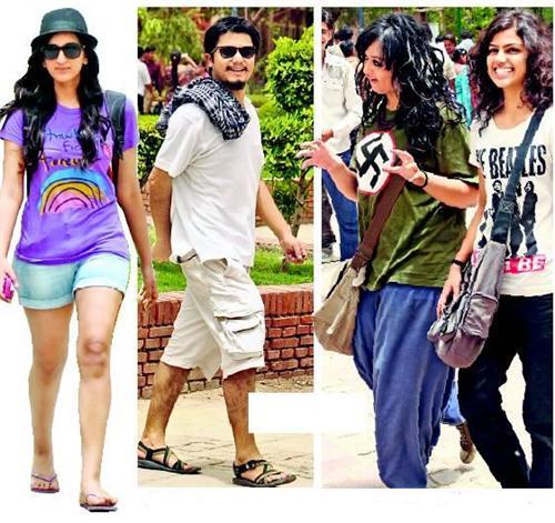 Delhi's Young Crowd