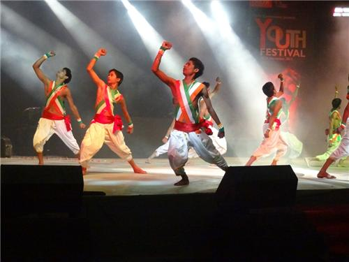Youth Festival in Delhi