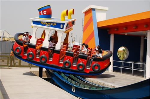 Adventure Island in Delhi