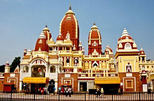Birla Mandir in Delhi