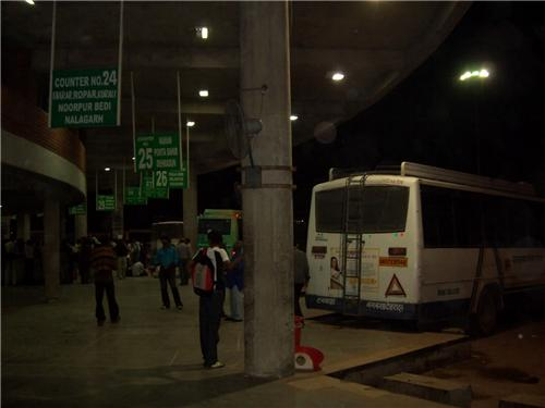 Buses from Delhi to Chandigarh