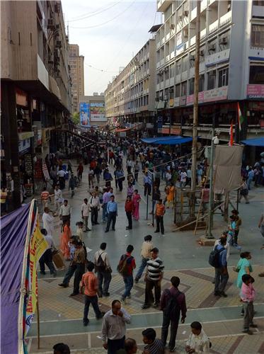 Wazirpur Computer Market