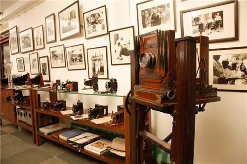 Vintage Analogue Camera Museum in Delhi