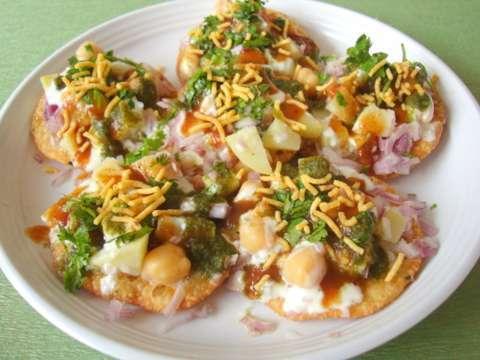 Street food from Delhi