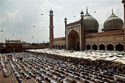Eid in Delhi