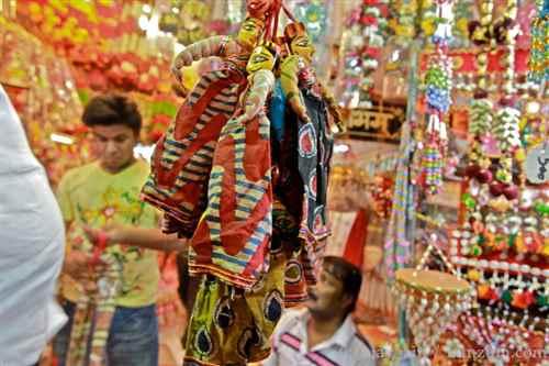 Shoppiing in Delhi