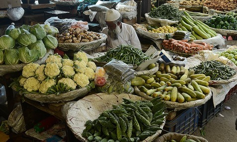 Wholesale markets in Delhi