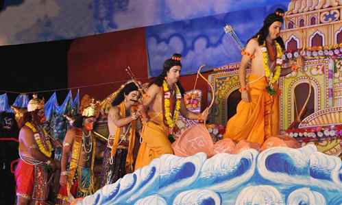 Ram Lila Shows in Delhi