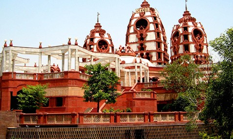 Religious Places in Delhi