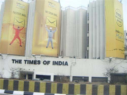 Media Offices in Delhi