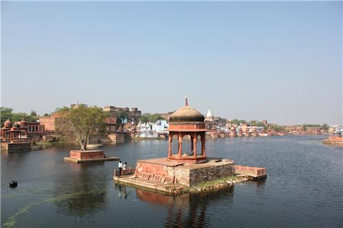 Important Place of Teerthraj Machkund in Dholpur
