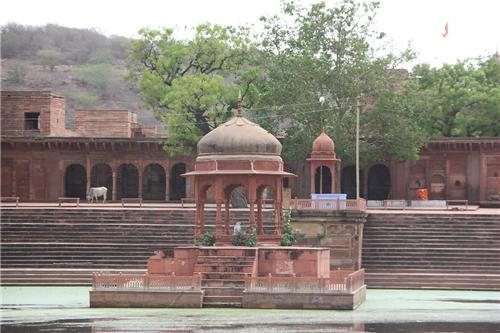 Attractions of Religious places in Dholpur