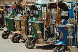 Local transport facilities in Dholpur