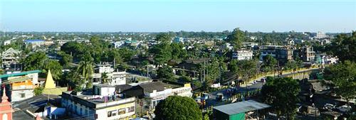 History of Dibrugarh