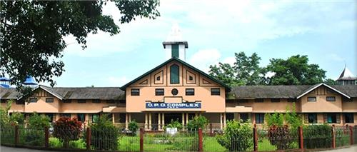 Hospitals in Dibrugarh