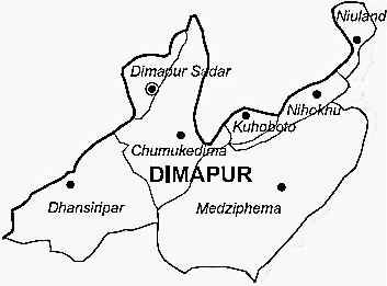 About Dimapur