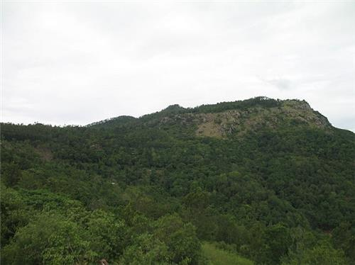 View of Sirumalai
